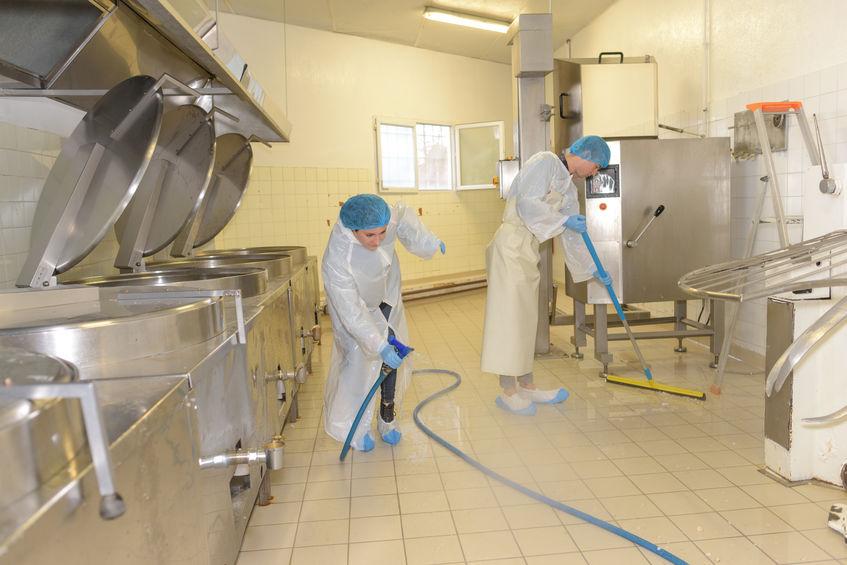 Limpieza de cocinas industriales en Panamá