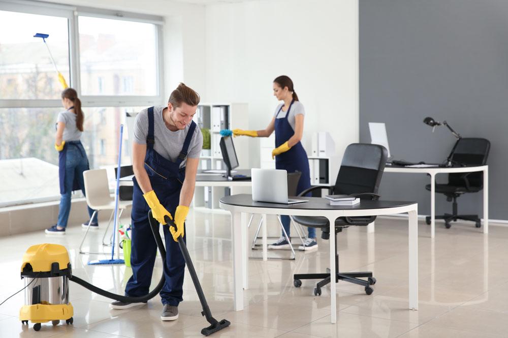 Limpieza de oficinas por horas en Panamá