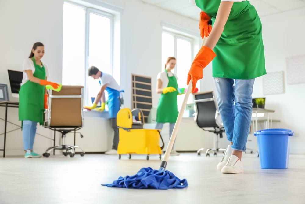 Compañía de limpieza en Panama