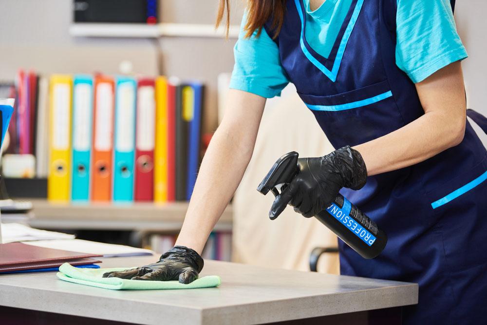 Agencia de limpieza para oficinas comerciales en Panamá
